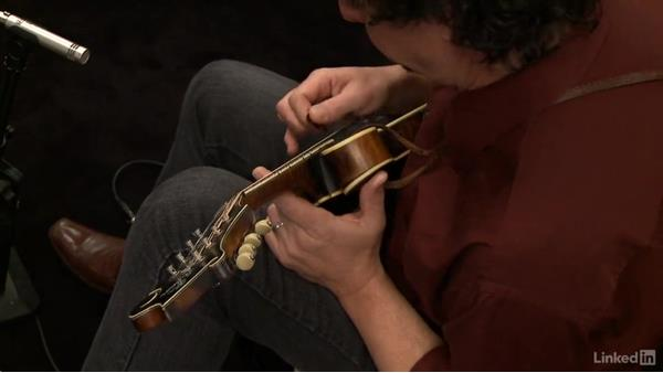 """""""Worried Man Blues"""", part 1: Mandolin Lessons with Mike Marshall: 2 Soloing Ideas and Kickoffs"""
