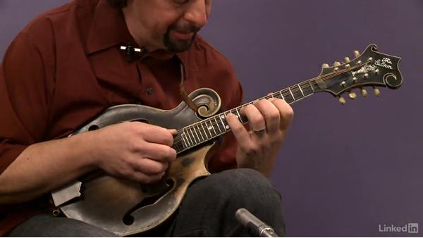 """Worried Man Blues"", part 2: Mandolin Lessons with Mike Marshall: 2 Soloing Ideas and Kickoffs"