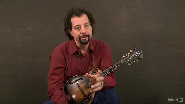 Ear training: Mandolin Lessons with Mike Marshall: 2 Soloing Ideas and Kickoffs