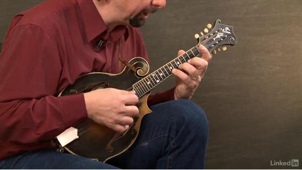 Stretching exercises and finger busters: Mandolin Lessons with Mike Marshall: 2 Soloing Ideas and Kickoffs