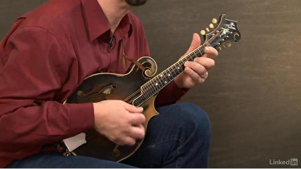 Kickoffs, part 2: Mandolin Lessons with Mike Marshall: 2 Soloing Ideas and Kickoffs