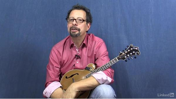 Welcome: Mandolin Lessons with Mike Marshall: 1 Fundamentals