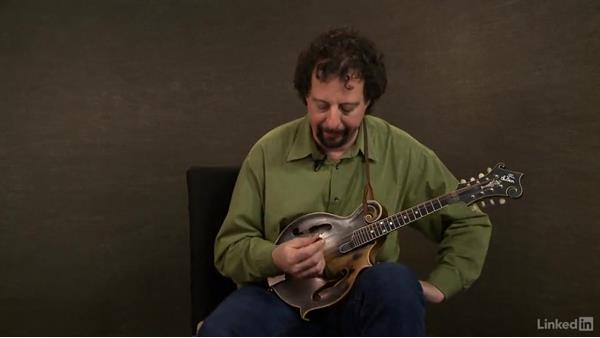 The right hand, part 1: Mandolin Lessons with Mike Marshall: 1 Fundamentals