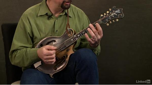 The left hand, part 1: Mandolin Lessons with Mike Marshall: 1 Fundamentals
