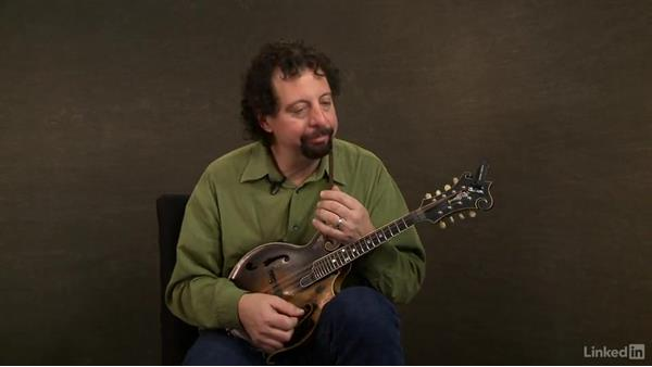 Open chords, part 1: Mandolin Lessons with Mike Marshall: 1 Fundamentals