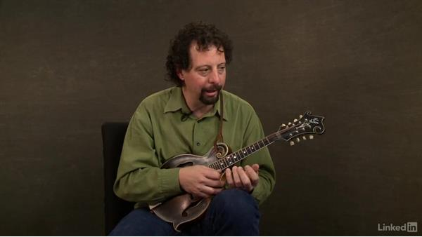 Open chords, part 2: Mandolin Lessons with Mike Marshall: 1 Fundamentals