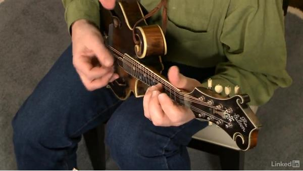"""""""Old Joe Clark"""", part 2: Mandolin Lessons with Mike Marshall: 1 Fundamentals"""