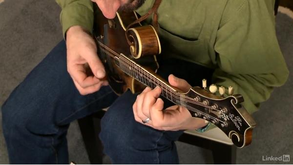 """""""Boil Them Cabbage Down"""": Mandolin Lessons with Mike Marshall: 1 Fundamentals"""