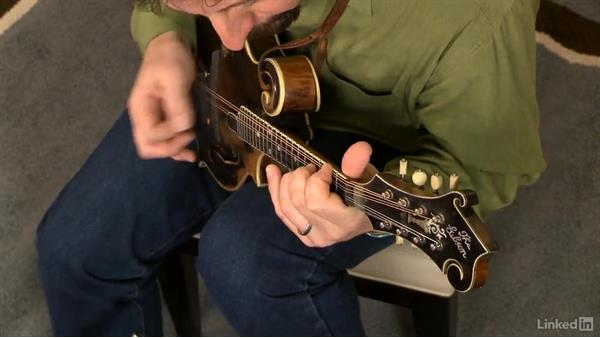 Fun with theory, part 1: Mandolin Lessons with Mike Marshall: 1 Fundamentals