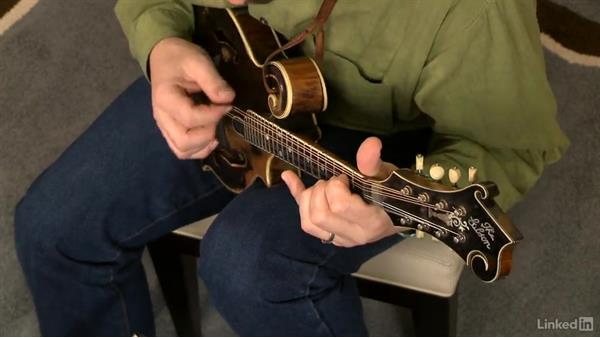 Fun with theory, part 2: Mandolin Lessons with Mike Marshall: 1 Fundamentals
