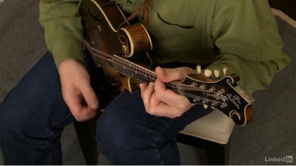 """I Am a Pilgrim"": Mandolin Lessons with Mike Marshall: 1 Fundamentals"