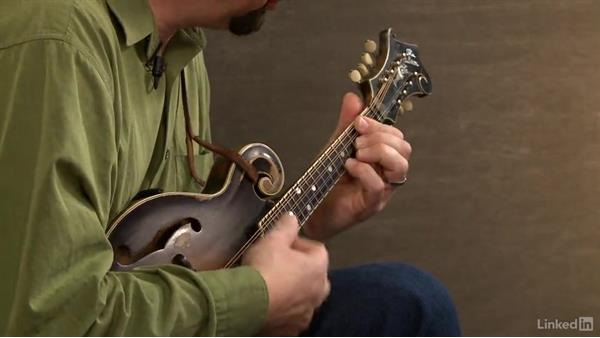Finding minor chords: Mandolin Lessons with Mike Marshall: 1 Fundamentals