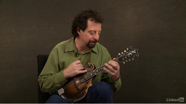 Finding moveable chords: Mandolin Lessons with Mike Marshall: 1 Fundamentals