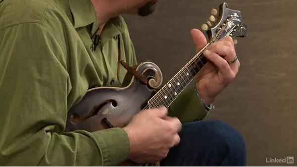 The 7th or dominant chords: Mandolin Lessons with Mike Marshall: 1 Fundamentals