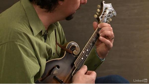 7th chords as dominants: Mandolin Lessons with Mike Marshall: 1 Fundamentals