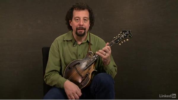 Bluegrass chop chords, part 2: Mandolin Lessons with Mike Marshall: 1 Fundamentals