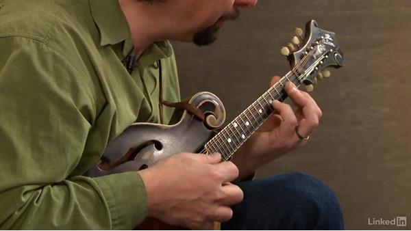 "Fiddle tune, ""Devil's Dream"" in A: Mandolin Lessons with Mike Marshall: 1 Fundamentals"