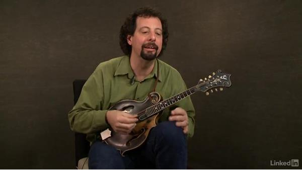 """Banjo tune, """"Cripple Creek"""" in G: Mandolin Lessons with Mike Marshall: 1 Fundamentals"""