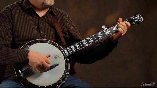 """Cattle in the Cane"": Part 2: Banjo Lessons with Tony Trischka: 4 Improvisation and Melodic Styles"