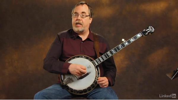 "Shelton roll 1: ""Boil Them Cabbage Down"": Banjo Lessons with Tony Trischka: 4 Improvisation and Melodic Styles"