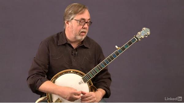 """""""The Danny Thomas"""": Part 1: Banjo Lessons with Tony Trischka: 4 Improvisation and Melodic Styles"""