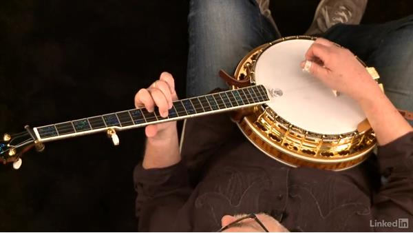 """The Danny Thomas"": Part 2: Banjo Lessons with Tony Trischka: 4 Improvisation and Melodic Styles"