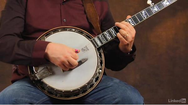 Advanced scale techniques: Part 1: Banjo Lessons with Tony Trischka: 4 Improvisation and Melodic Styles
