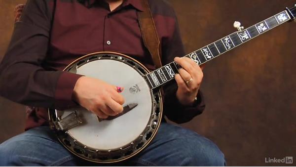 Advanced scale techniques: Part 2: Banjo Lessons with Tony Trischka: 4 Improvisation and Melodic Styles