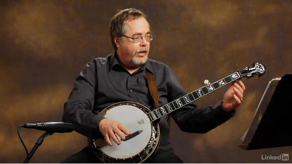 Intro to chords G, C, and D7: Banjo Lessons with Tony Trischka: 1 Fundamentals