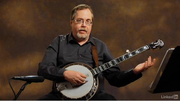 """Ode to Joy"": Part 1: Banjo Lessons with Tony Trischka: 1 Fundamentals"