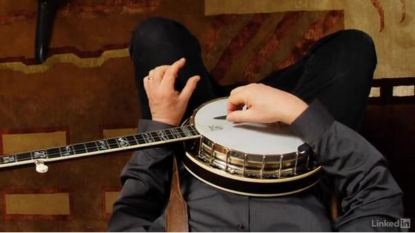 """Ode to Joy"":  Part 2: Banjo Lessons with Tony Trischka: 1 Fundamentals"