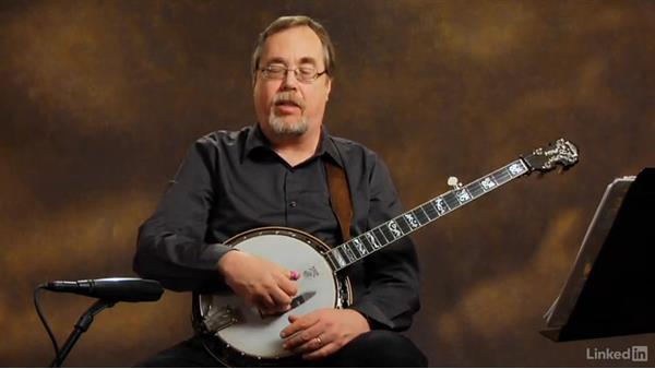 Finger picks: Banjo Lessons with Tony Trischka: 1 Fundamentals