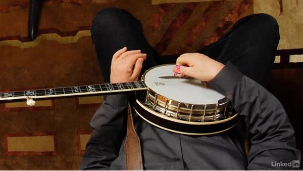 "Forward rolls: ""Boil Them Cabbage Down"": Banjo Lessons with Tony Trischka: 1 Fundamentals"