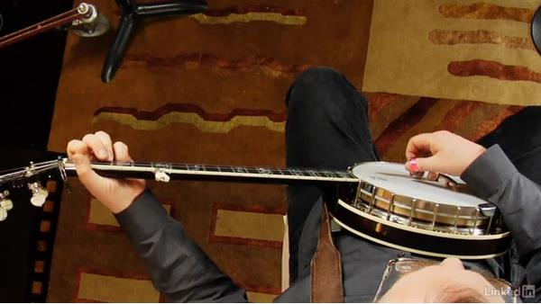 """Mixed rolls: """"Boil Them Cabbage Down,"""" part 2: Banjo Lessons with Tony Trischka: 1 Fundamentals"""