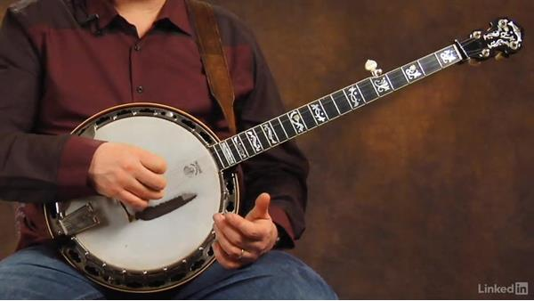 How to practice: Banjo Lessons with Tony Trischka: 1 Fundamentals