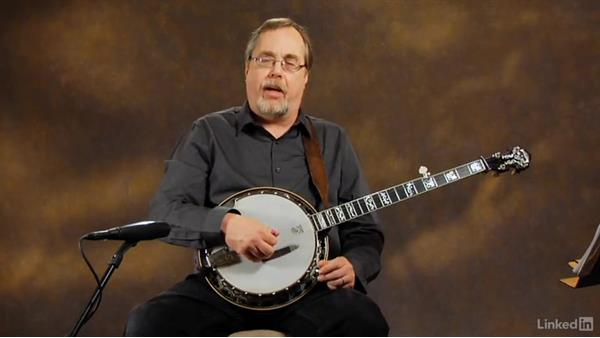Osborne roll: Fingering: Banjo Lessons with Tony Trischka: 1 Fundamentals