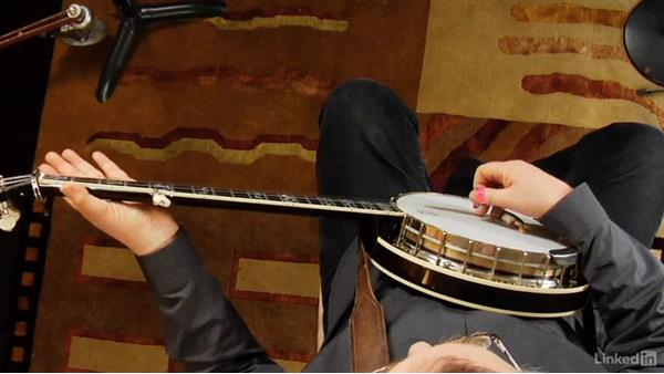 "Osborne roll: ""Sourwood Mountain"": Banjo Lessons with Tony Trischka: 1 Fundamentals"