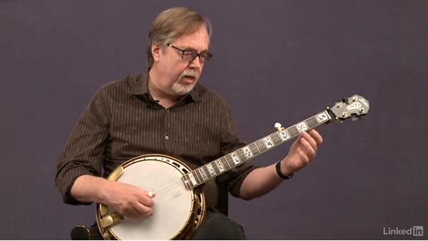 """Wildwood Flower"":  Key of C: Banjo Lessons with Tony Trischka: 1 Fundamentals"
