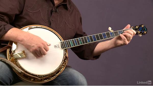"Osborne roll: ""Cluck Old Hen,"" part 1: Banjo Lessons with Tony Trischka: 1 Fundamentals"