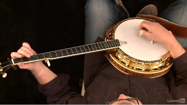 "Osborne roll: ""Cluck Old Hen,"" part 2: Banjo Lessons with Tony Trischka: 1 Fundamentals"