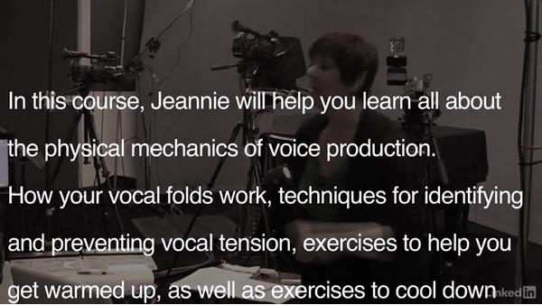 Welcome: Vocal Lessons with Jeannie Deva: 1 Warm Ups and Cool Downs