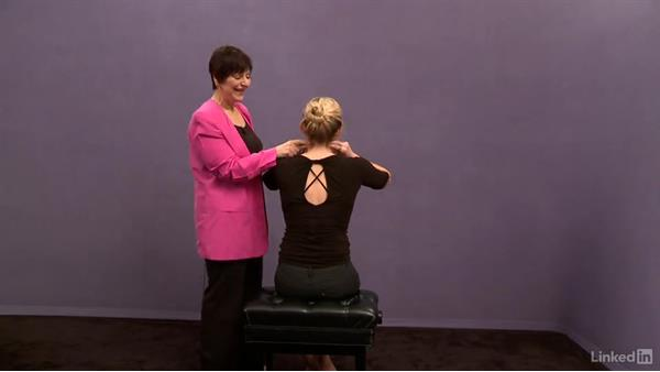 Exercise 1: Seven-step massage, part 1: Vocal Lessons with Jeannie Deva: 1 Warm Ups and Cool Downs