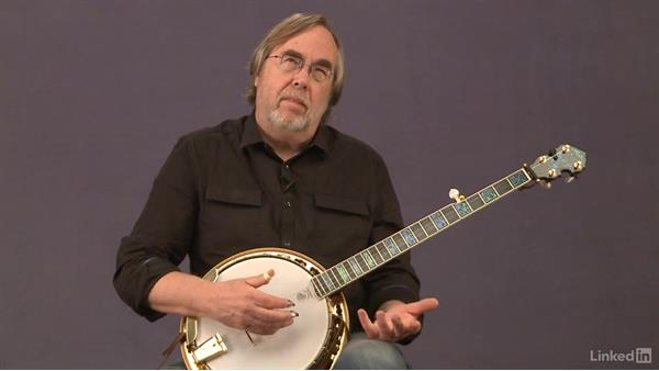 Welcome: Banjo Lessons with Tony Trischka: 2 Hammer-Ons and Pull-Offs
