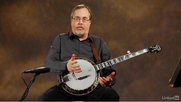 Playing with others: Part 1: Banjo Lessons with Tony Trischka: 2 Hammer-Ons and Pull-Offs