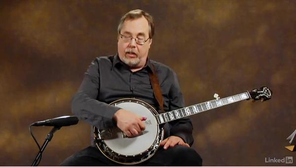 Tone: Banjo Lessons with Tony Trischka: 2 Hammer-Ons and Pull-Offs