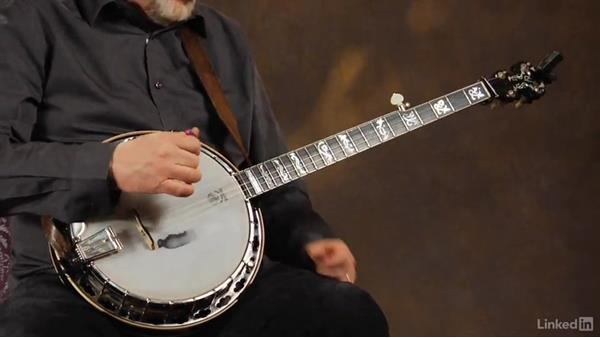 Pull-offs: Part 1: Banjo Lessons with Tony Trischka: 2 Hammer-Ons and Pull-Offs