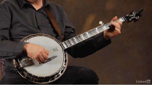 Pull-offs: Part 2, the 3-2 pull-off: Banjo Lessons with Tony Trischka: 2 Hammer-Ons and Pull-Offs