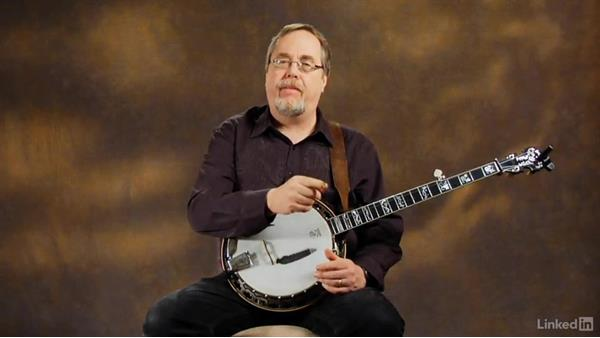"""""""John Hardy, part 1: Playing the syllables: Banjo Lessons with Tony Trischka: 2 Hammer-Ons and Pull-Offs"""