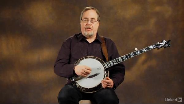 """John Hardy,"" part 4: Backup: Banjo Lessons with Tony Trischka: 2 Hammer-Ons and Pull-Offs"
