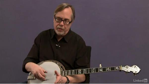 "3/4 time, ""Down in the Valley"": Part 1: Banjo Lessons with Tony Trischka: 2 Hammer-Ons and Pull-Offs"